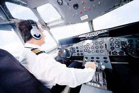 Empresas aéreas russas possuem uma demanda anual entre 1.100 e 1.200 profissionais Foto: Shutterstock