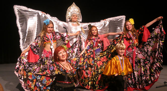 The Children's Festival at the Skirball Performance Center. Source: Tatiana Pakhomova