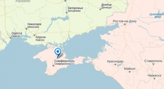 Mapping out the fault lines: The cartographic fall-out over Crimea