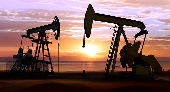 As informações sobre a descoberta de uma nova jazida de petróleo na região de Astrakhan apareceram há dois anos Foto: Shutterstock