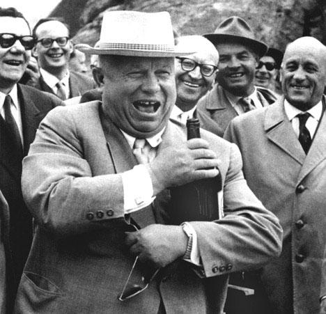 Никита Хрушчов. Илустрација: ТАСС