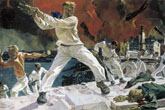"""The 115th anniversary of the birth of Deineka, the """"Mayakovsky of painting"""""""