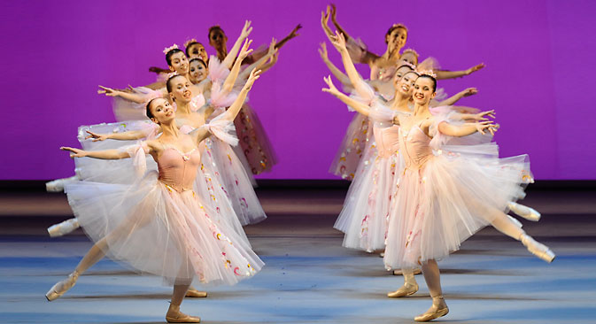 Bolshoi Ballet to go on tour in the U.S. this summer. Source: Photoshot / Vostock Photo