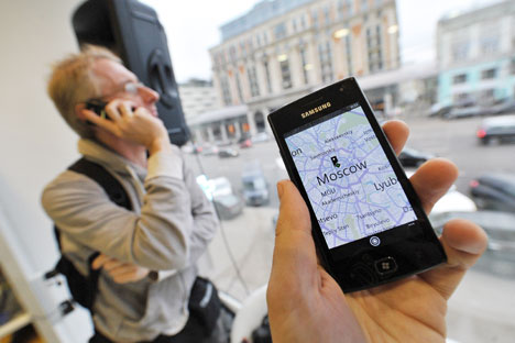 GPS to continue operating in Russia