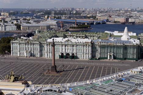 De acordo com a classificação do TripAdvisor, museu ficou em terceiro lugar na lista de melhores do mundo Foto: RIA Nóvosti
