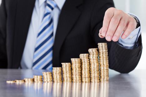 Gazprombank prefere investir na mídia Foto: Shutterstock