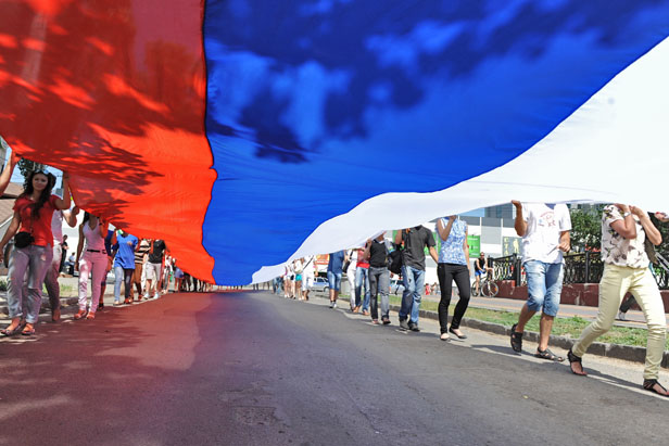 Vox Pop: Do citizens celebrate Russia Day?