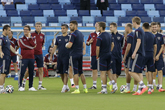 The Russian soccer team is shaping up at the 2014 World Cup