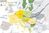 Russian gas exports to Europe