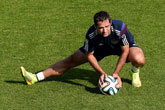 Russia regroups for World Cup without Shirokov