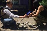 Press Digest: Russian journalists killed; Ukraine mulls fortified border