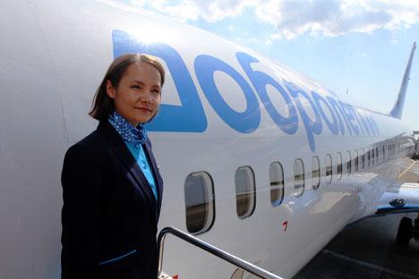 Flying the 'good flight' on Dobrolet