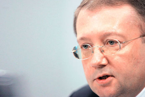 "Alexander Yakovenko: ""There is no grounds for conflict."""
