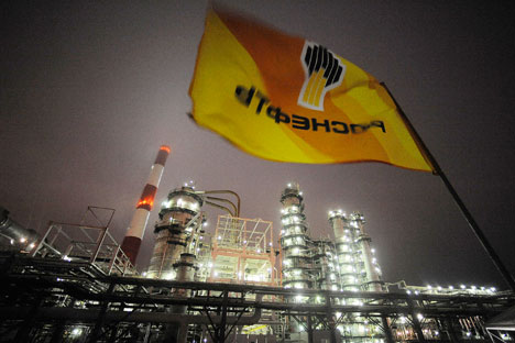 Rosneft will own 51 percent in the joint venture.