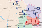 Civil war in Ukraine: The balance of forces