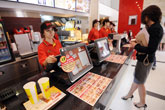 Wendy's to leave Russia