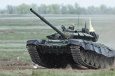 Fighting force with counter-force: How tanks grew exploding armor scales