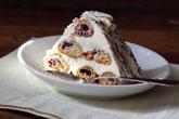 Cross-seasonal cherry cake