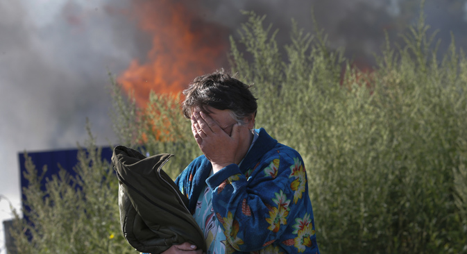 Prospects for peace evaporate again as Poroshenko ends ceasefire. Source: AP