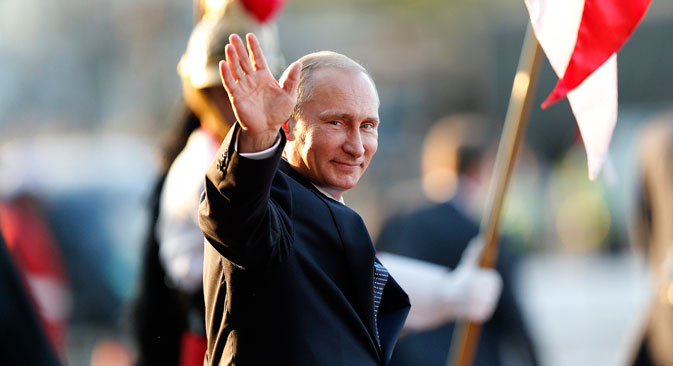 Putin's visit demonstrated that Russia and Latin America need each other. Source: Reuters