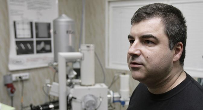 Konstantin Novoselov. Source: ITAR-TASS