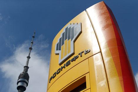 """Venda de títulos da Rosneft pode ser considerada como o """"maior evento econômico do ano"""", segundo especialistas Foto: Reuters"""