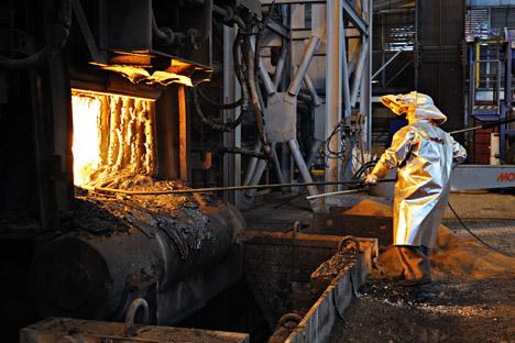 Russian steelmakers abandon export market