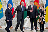 Bilateral talks in Belarus produce little progress for Russia and Ukraine