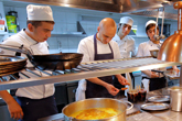 How will restaurateurs cope with the sanctions?