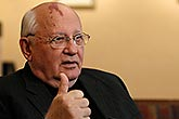 Gorbachev: Internal Ukrainian conflict can't be turned into inter-state one