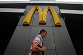 As a man with a bladder, I'm panicking!: Russians on McDonald's closures