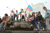 Russians say Aug 1991 events are tragedy, not triumph of democracy