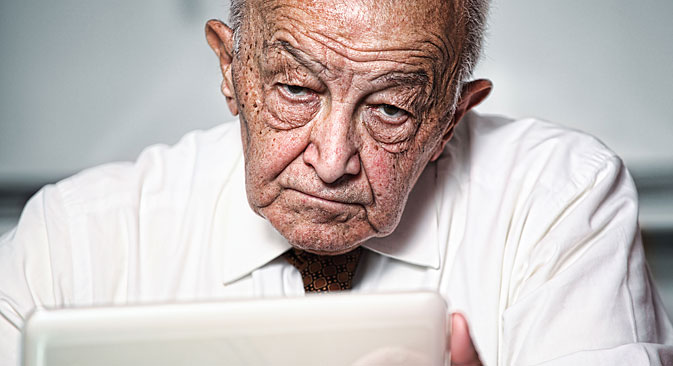 Internet will take care of your online life after the death. Source: Alamy / Legion Media