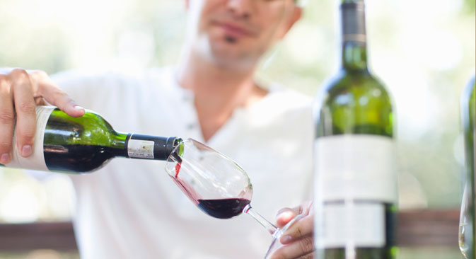 As the industry develops and more players enter an increasingly competitive wine market, it will be interesting to see what trends emerge in the next five years. Source: Photoshot / Vostock Photo
