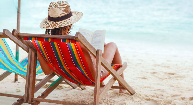 RBTH presents a list of Russian summer readings. Source: Shutterstock