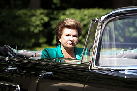 Valentina Tereshkova.
