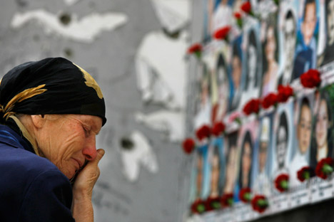 A total of 1,116 people were taken hostage at Beslan School No. 1 on Sept. 1, 2004. Of them, 333 were killed, including 186 children. Source: AP