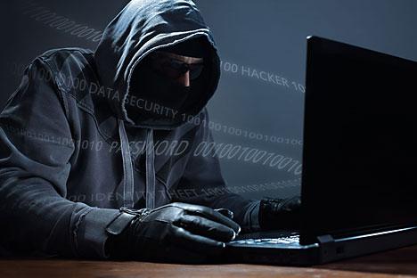 No ano passado foram identificadas na Rússia três redes de espionagem cibernética de países estrangeiros Foto: Alamy/Legion Media