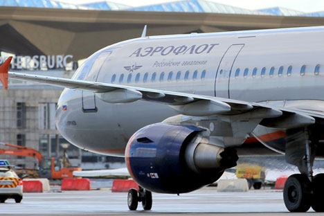 Aeroflot suspended flights from Moscow to Istanbul.