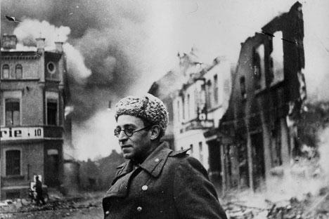 ワシーリー・グロスマン、ドイツ、1945年=