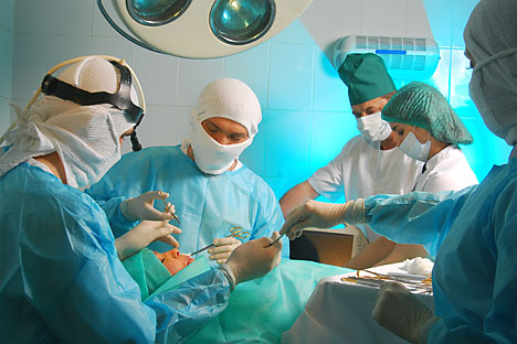 Approximately 1,500 transplant operations are carried out in Russia annually. Source:  Shutterstock / Legion Media