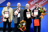The Read Russia Prize is awarded in Moscow
