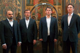 St. Basil's Cathedral's choristers sing even in their sleep
