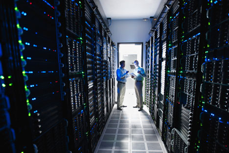 The Kommersant daily writes that Russia and China may sign a cooperation agreement on international information security in the near future. Source: Getty Images/Fotobank