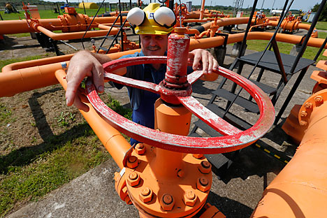 Gazprom rejects EU proposal to introduce gas intermediary as talks stall. Source: Reuters