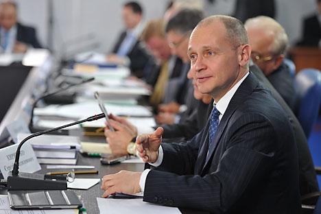 Sergey Kiriyenko (54) memiliki karir yang panjang dalam dunia perpolitikan dan administrasi negara Rusia.