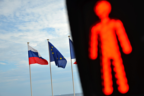 Indivíduos listados não podem entrar na UE ou manter contas bancárias no país.