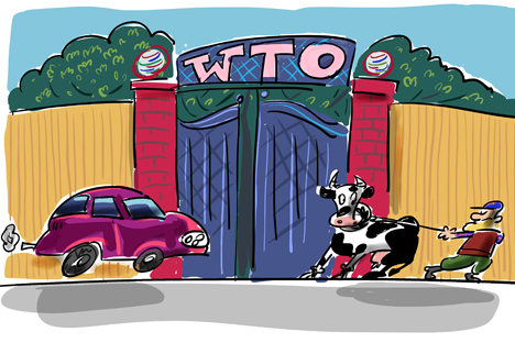 Two years on, a fresh look at Russia in the WTO