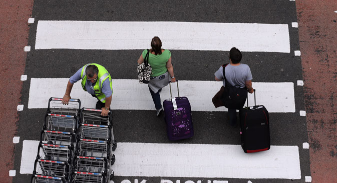 Moscow VS London: Safe or dangerous zebra crossing. Source: Getty Images / Fotobank