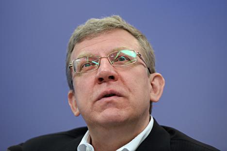 Alexei Kudrin.